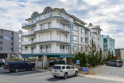 Ocean City Condo/Townhouse For Sale: 13 77th St #202