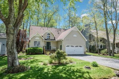 Ocean Pines Single Family Home For Sale: 21 Watergreen Ln