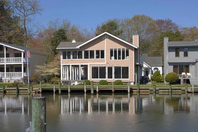Ocean Pines Single Family Home For Sale: 39 Sundial Cir