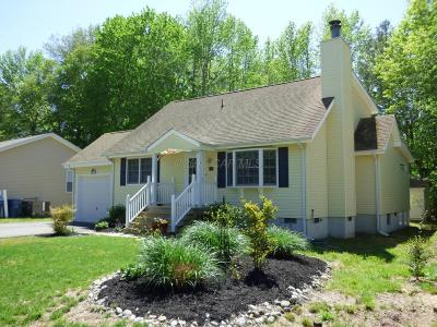 Ocean Pines Single Family Home For Sale: 45 Brandywine Dr