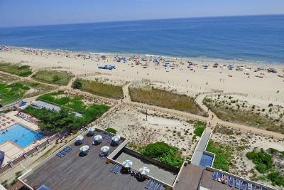 Ocean City Condo/Townhouse For Sale: 11400 Coastal Hwy #7a