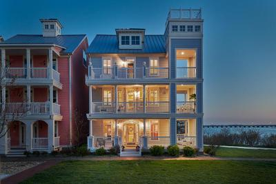 Ocean City Single Family Home For Sale: 53 Sunset Island Dr #Lus-As