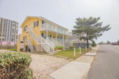 Ocean City Single Family Home For Sale: 10 92nd St