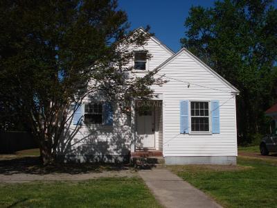 Salisbury Single Family Home For Sale: 610 Oak Hill Ave