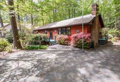 Ocean Pines Single Family Home For Sale: 4 Surfers Way