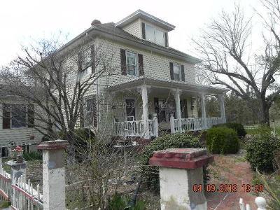 Salisbury Single Family Home For Sale: 966 Johnson Rd