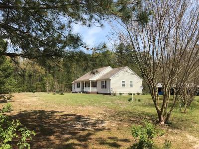 Salisbury Single Family Home For Sale: 8010 Snow Hill Rd