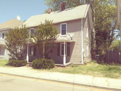 Salisbury Single Family Home For Sale: 409 Elizabeth St