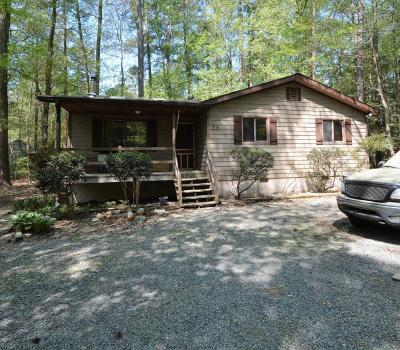 Ocean Pines Single Family Home For Sale: 38 Canal Rd
