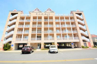 Ocean City Condo/Townhouse For Sale: 300 17th St #302