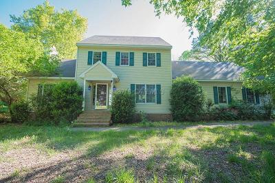 Salisbury Single Family Home For Sale: 6145 Cadagon St