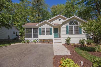 Ocean Pines Single Family Home For Sale: 24 Nottingham Ln