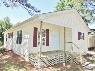 Salisbury Single Family Home For Sale: 1030 Delaware Ave