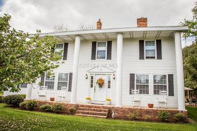 Salisbury Single Family Home For Sale: 1202 Robins Ave
