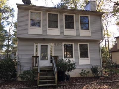 Ocean Pines Single Family Home For Sale: 10 Deerfield Ct
