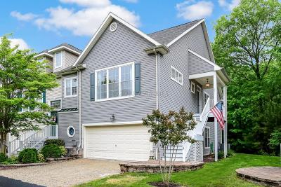 Ocean Pines Condo/Townhouse For Sale: 119 Hingham Ln #9