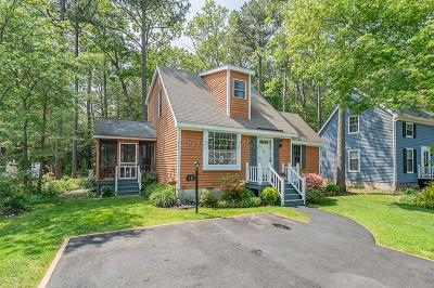 Ocean Pines Single Family Home For Sale: 12 Cottonwood Ct