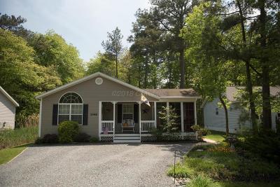 Ocean Pines Single Family Home For Sale: 1342 Ocean Pkwy