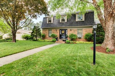 Salisbury Single Family Home For Sale: 609 Crestview Ln