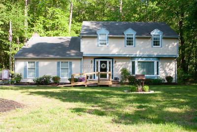 Salisbury Single Family Home For Sale: 3755 Devonshire Dr