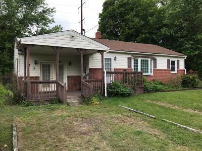 Salisbury Single Family Home For Sale: 513 Overbrook Dr