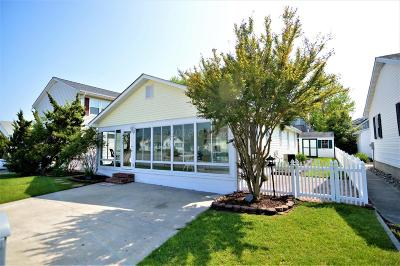 Ocean City MD Single Family Home For Sale: $237,900