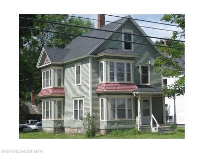 Multi Family Home For Sale: 97 Elm Street