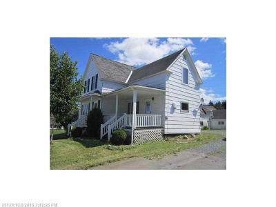 Van Buren Single Family Home For Sale: 131 State Street