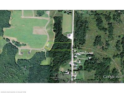 Houlton Residential Lots & Land For Sale: 0 Meadow Lane