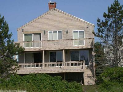 Wells Single Family Home For Sale: 127 Ocean Avenue