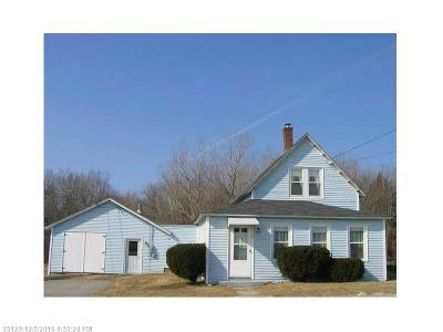 Winter Harbor Single Family Home For Sale: 157 Newman Street