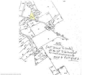 Milo Residential Lots & Land For Sale: 219 Hovey Road