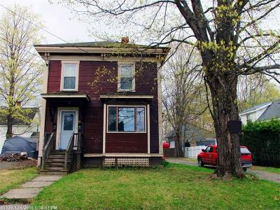Houlton Multi Family Home For Sale: 39 Elm Street