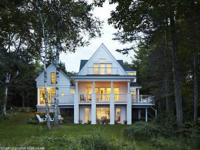 Gouldsboro Single Family Home For Sale: 301 Paul Bunyan Road