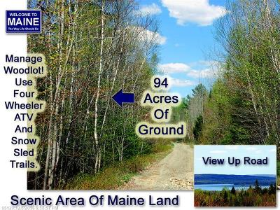 Weston Residential Lots & Land For Sale: Lot 7a Chadwick Point Rd