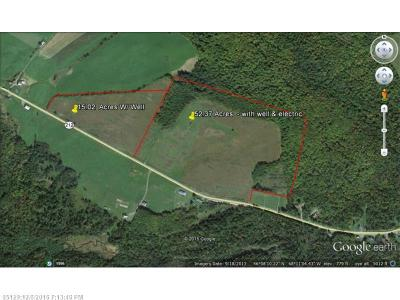 Merrill Residential Lots & Land For Sale: 277 Route 212