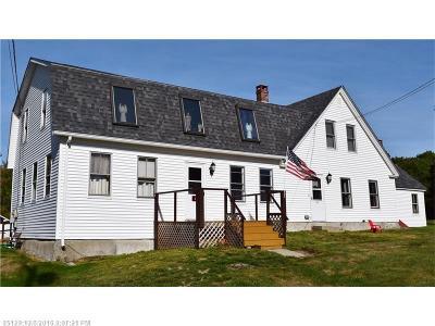 Sullivan Single Family Home For Sale: 174 Ashville Road