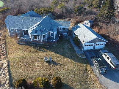 Gouldsboro Single Family Home For Sale: 117 Cranberry Point Road
