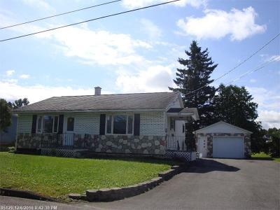 Van Buren Single Family Home For Sale: 105 Cote St
