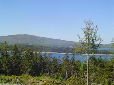 Winter Harbor Residential Lots & Land For Sale: 5 Bluffs Of Winter Harbor Rd