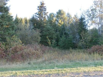 Caribou Residential Lots & Land For Sale: Map5. Lot 62a Hardison
