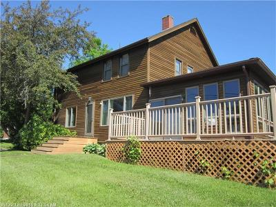 Caribou Single Family Home For Sale: 61 Collins St