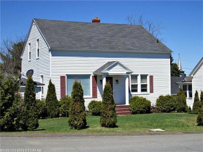 Madawaska Single Family Home For Sale: 134 Pleasant Ave