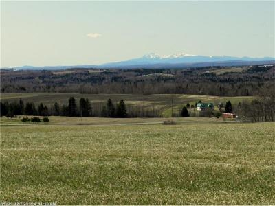 Oakfield Residential Lots & Land For Sale: 220 Thompson Settlement Rd