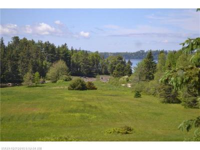 Sullivan Residential Lots & Land For Sale: 34 Ober Cove Road