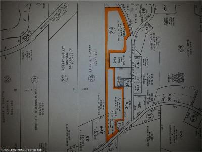 Wallagrass Residential Lots & Land For Sale
