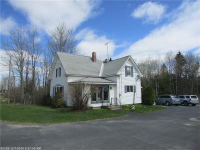 Littleton Single Family Home For Sale: 1713 Us Highway 1