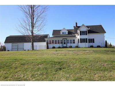 Prentiss Twp T7 R3 Nbpp Single Family Home For Sale: 324 Center St