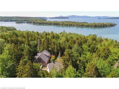 Gouldsboro Single Family Home For Sale: 195 Us Highway 1