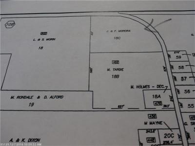 Caribou Residential Lots & Land For Sale: Map 14, Lot 18c Powers Road